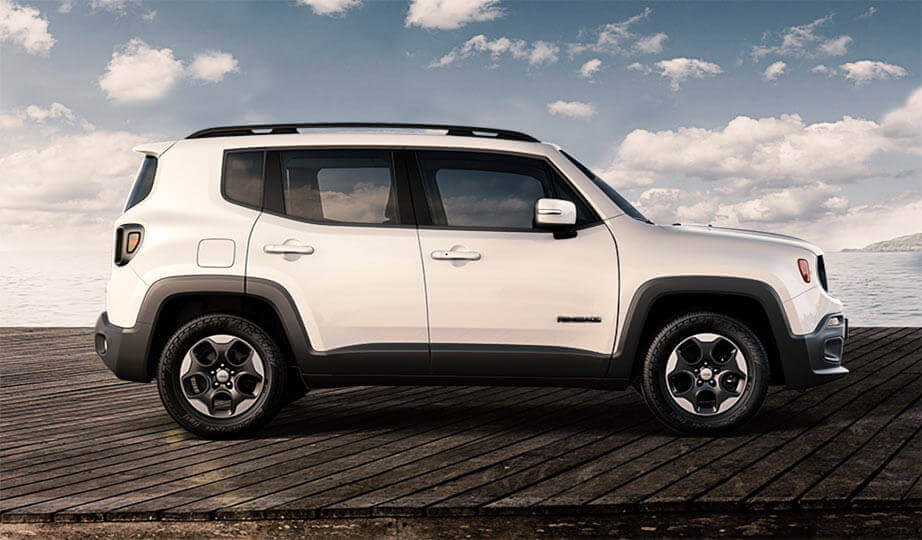 Rent A Jeep Renegade 4x4 Suv On Samos At Yes Rent A Car